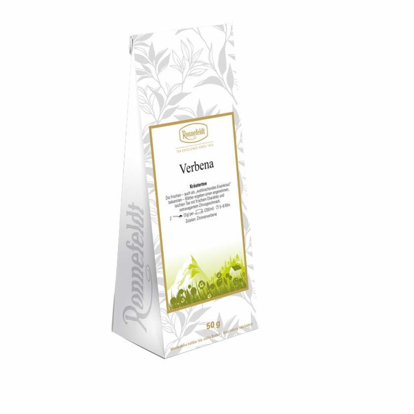 Ronnefeldt Tee Verbena Kräutertee Kräutertee 50g