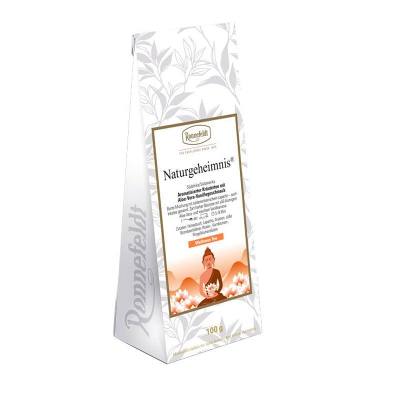 Ronnefeldt Tee Naturgeheimnis aromatisierter Kräutertee 100g