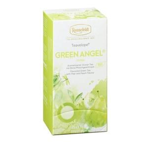 Ronnefeldt Tee Teavelope Green Angel Bio aromat. grüner Tee 25 Teebeutel 37,5g