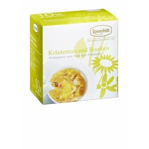Ronnefeldt Tee Probierbox KräuterTees 10x3,9g
