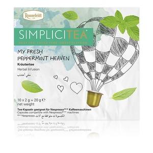 Ronnefeldt Tee Simplicitea - my fresh Peppermint heaven 20g