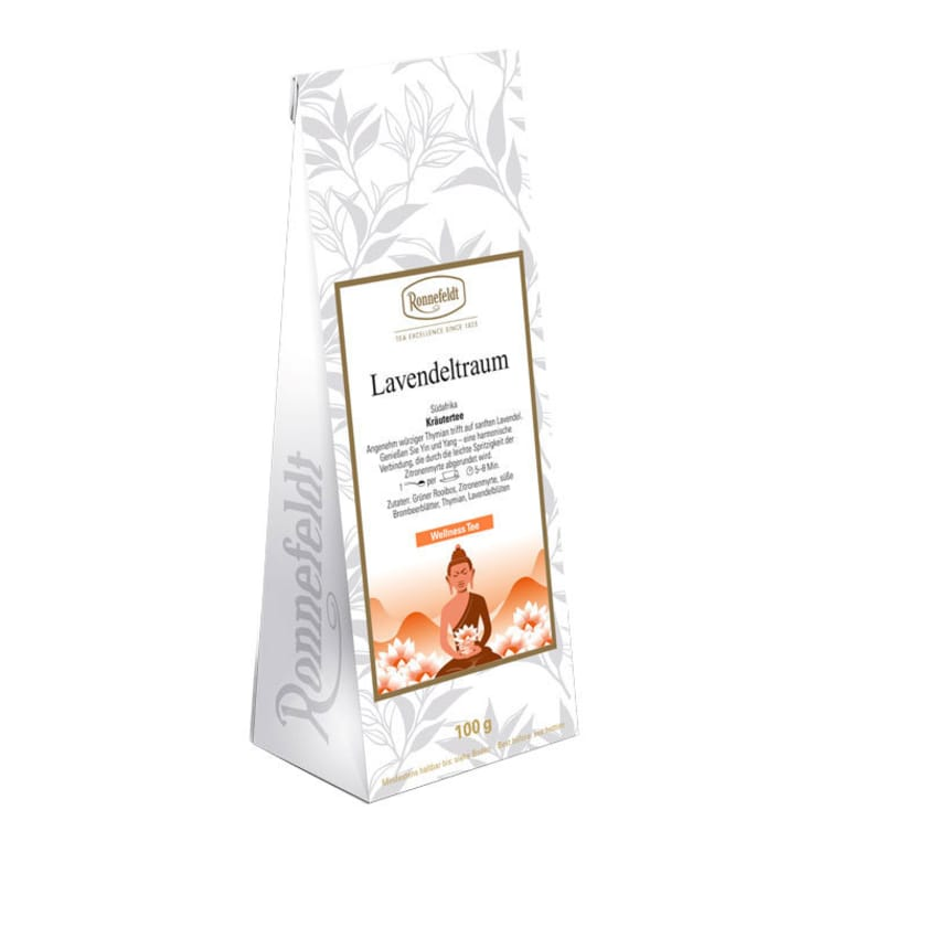 Ronnefeldt Tee Lavendeltraum 100g