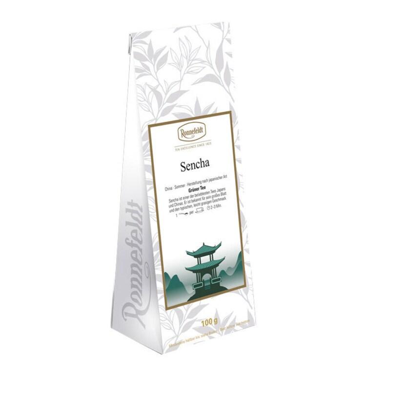 Ronnefeldt Tee Sencha grüner Tee aus China 100g