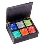 Ronnefeldt Tee Teavelope Box Schatzkiste gefüllt 60 Teebeutel
