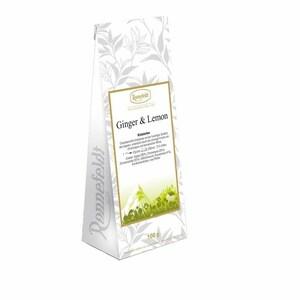 Ronnefeldt Tee Ginger & Lemon Kräuterteemischung 100g