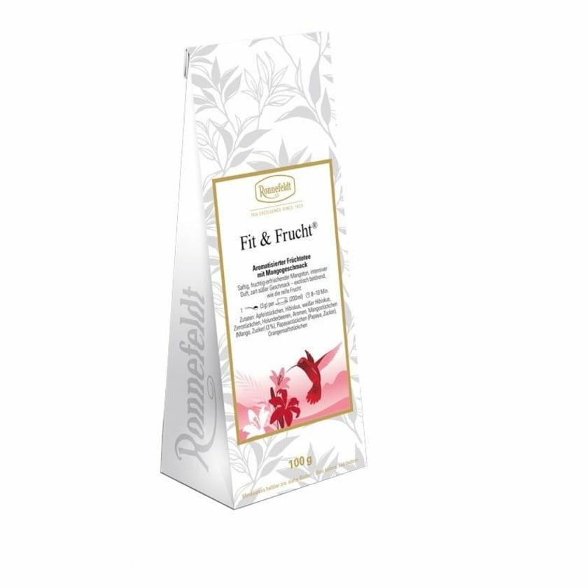 Ronnefeldt Tee Fit & Frucht 100g