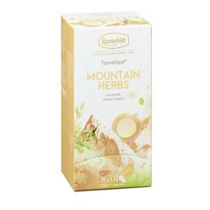 Ronnefeldt Tee Teavelope Mountain Herbs Bio 37.5g
