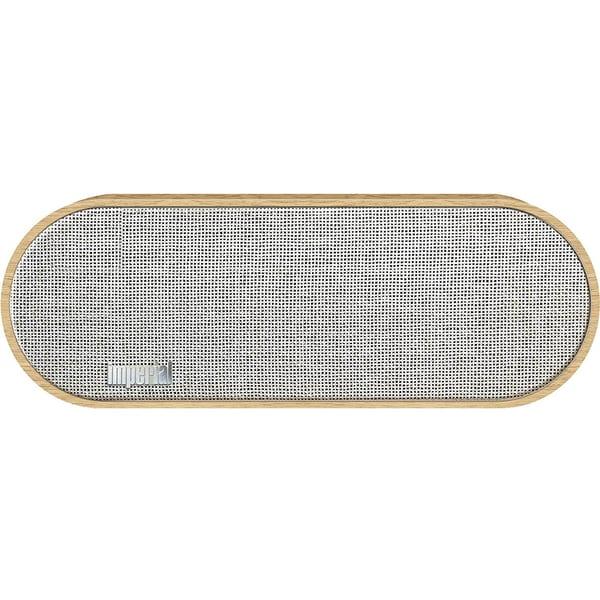 Imperial BAS 5 mobiler 2x4W Bluetooth Lautsprecher im Echtholzgehäuse
