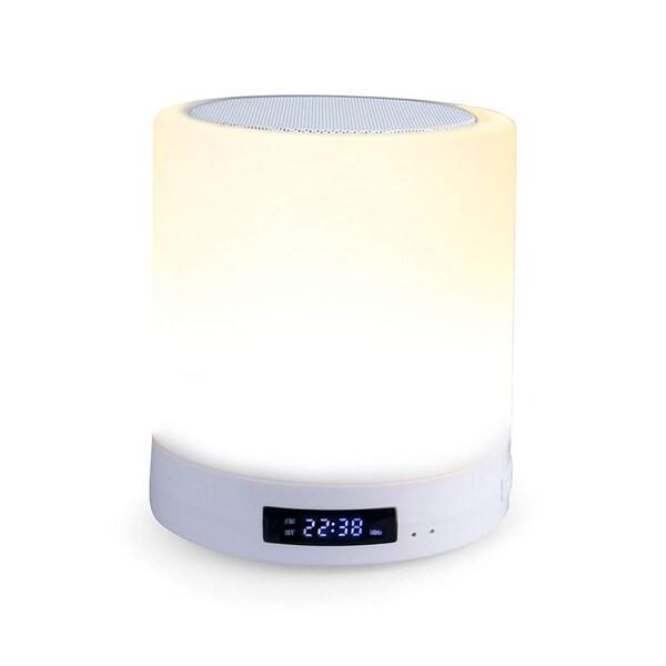 Blaupunkt BTL 110 Bluetooth Lautsprecher mit UKW-PLL Radio, AUX IN, LED Ambiente Licht