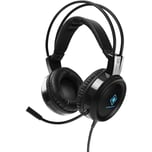 Deltaco Gaming DH110 Stereo LED Gaming Kopfhörer