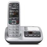 Gigaset E560 A platin Schnurlostelefon