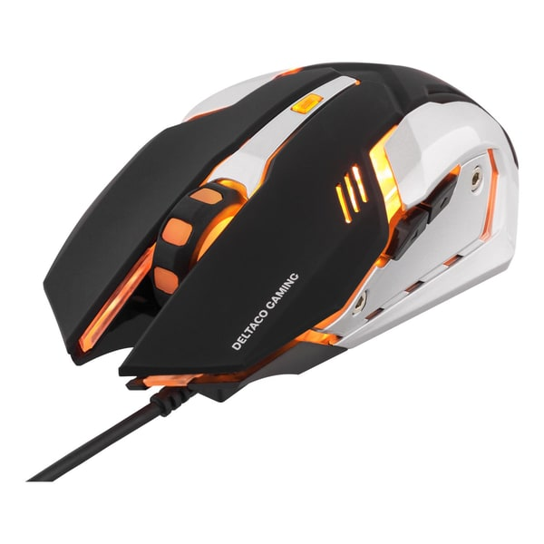 Deltaco Gaming LED Gaming-Maus