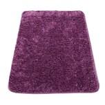 Paco Home Moderner Badezimmer Teppich Einfarbig Microfaser Kuschelig Gemütlich In Lila