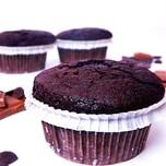 Schokoladen-Muffins 9 Stück