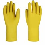 Sänger 112-01 MagnoGrip HH-Handschuh S Latex mit gerautem Profil 1 Paar