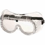 Ironwear 343-014 Vollsicht-Schutzbrille mit direkter Belüftung (1 Stück)