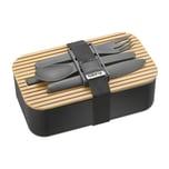 GEFU Lunchbox Enviro mit Besteck 1 Stück