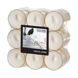Gala Kerzen 030 631 31 Duft Teelicht Vanille, creme-weiß (18er Pack)