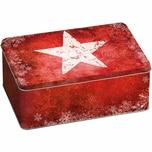 Kesper 382-40 Gebäckdose Motiv: Vintage Star 1 Stück
