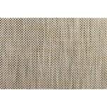 ASA Selection 78044076 table top Weboptik Tischset 46 x 33 cm PVC grau/natur 1 Stück