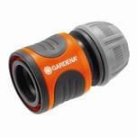 GARDENA 18215-50 Schlauchverb. 13-15mm lose, grau/orange
