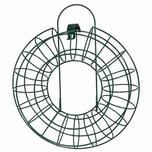 Siena Garden 283-791 Meisenknödelring 25 cm, Metall, grün (1 Stück)