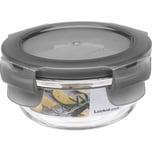 Lock & Lock Boroseal Frischhaltedose 0,13L rund 100x50mm, transparent, transparent