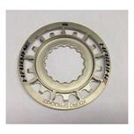 HAIBIKE 60131880008452 Antriebsritzel E-Bike für Bosch Xduro 18z rostfreier Stahl, Gen2 2014, silber (1 Stück)