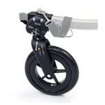 Burley 960047 Ningbo One-Wheel Stroller Kit passend für Modelle ab 2016, schwarz (1 Set)