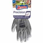 Spontex 121-30107 Precision Arbeits-Handschuh Gr.7 grau 1 Paar