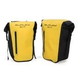 Burley Pannier Set für Coho ca.22 Liter gelb, gelb (1 Set)