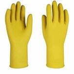 Sänger 112-02 MagnoGrip HH-Handschuh M Latex mit gerautem Profil 1 Paar