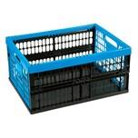 alpfa Klappbox 32 Liter blau/schwarz 1 Stück