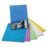 Folia 3D-Folie 150µ, 23x33cm, 5 Farben, mehrfarbig (5 Bogen)