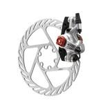 Avid 00.5016.174.000 Scheibenbremse BB7 MTB mechanisch Scheibe 180mm VR/HR, graphit