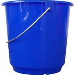 Lockweiler 101-021026 Haushaltseimer 10 Liter blau
