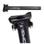 THOMSON SP-E103 black Patentsattelstütze Elite Ø 27,0mm, 330mm, 216g, schwarz (1 Stück)