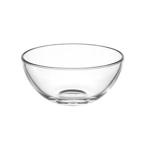 LEONARDO 66326 Cucina Schale, Schüssel Ø 14 cm, Glas, klar (1 Stück)