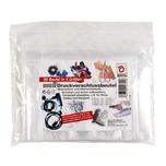 Druckverschlussbeutel, wasserdicht, 4 verschiedene Größen, transparent, 50-teilig (1 Set)