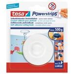 tesa 580-29200 Powerstrips Deckenhaken selbstklebend bis zu 500 g 1 Stück