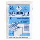 Gefrier-Btl.20x30 23Stück transparent 1 Stück