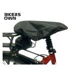 "BikersOwn 072-4-24011 BikersOwn Sattelschutz E-Bike ""Case4rain©"", mit Akkusteckschutz, schwarz (1 Stück)"