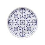 Triptis 6527920434731116 Tallin Indischblau Kaffee-Untertasse Ø 145 cm Porzellan weiß/blau 1 Stück