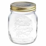 EINKOCHWELT 207-0086K6EW Glas QU. STAGIONI 700ml Deckel 86 mm, klar