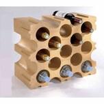 Mottez B229V Flaschenwürfel bis Ø92mm für 15 Flaschen, terracotta