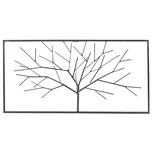 """TFC 51 9331170 Wandbild """"Baum"""" Eisen 31 x 61,5 cm 1 Stück"""