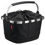 KLICKfix City-Tasche Carrybag GT, 42x33x28cm, für Racktime, schwarz