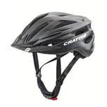 CRATONI 113001C3 Fahrradhelm Pacer (MTB) Gr. L/XL (58-62cm), schwarz/matt