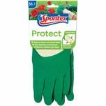 Spontex 121-30017 Protect Gr. 7 Gartenhandschuh grün 1 Paar