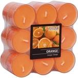 Gala Kerzen 030 631 658 Duft Teelicht Orange 18er-Pack